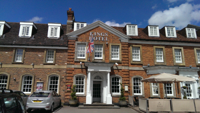 Sports Memorabilia Auctions held at The Kings Hotel, Stokenchurch